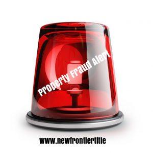 property fraud alert